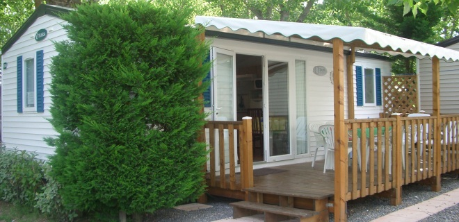Mobile Home Rental In Port Grimaud Camping South France French - Port grimaud location