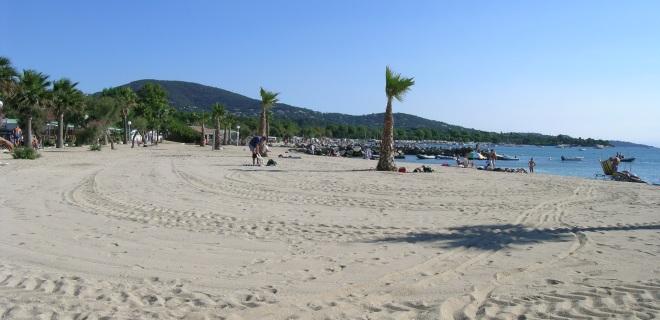 Affito di mobil home port grimaud camping sud della - Campeggio port grimaud les prairies de la mer ...
